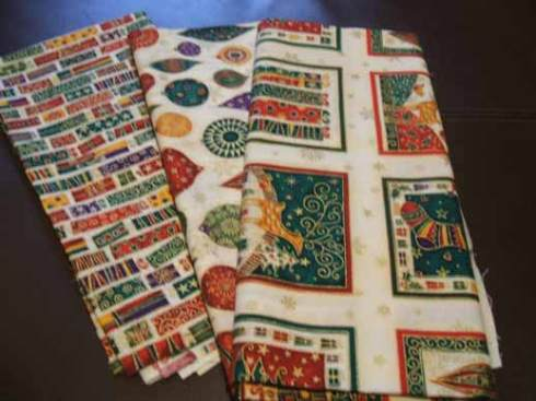 Xmas fabric 3