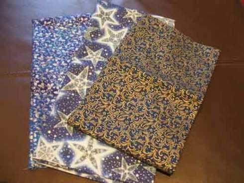Xmas fabric 1