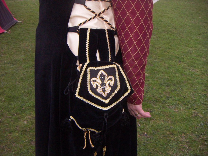Goldwork bag
