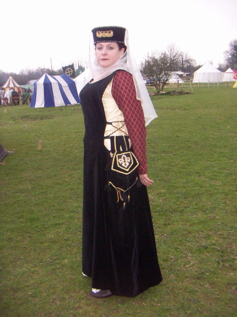 Cosmeston Banquet outfit