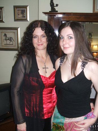 Me and wonderful daughter Ellie