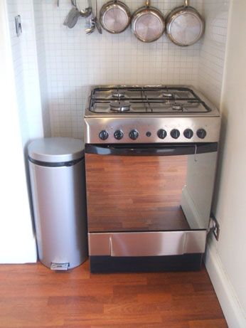 My new cooker