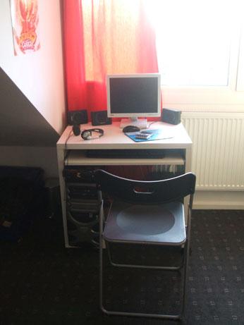 Jake's computer