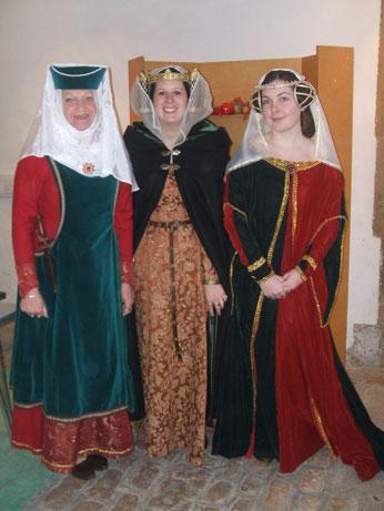 The ladies at Bolsover