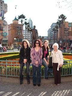 Us in Disney Studios