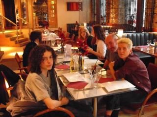 Jake, Ben and Amanda