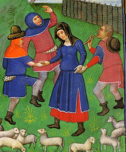 Image dated 1450 from Belgium