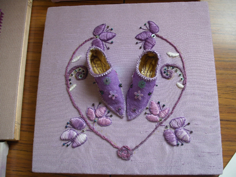 These fairy shoes are amazing!