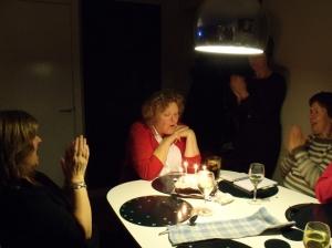 Belinda's cake