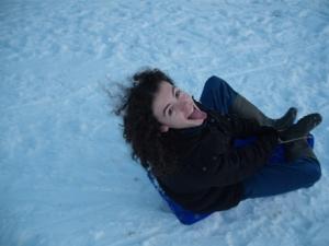 sledging 2