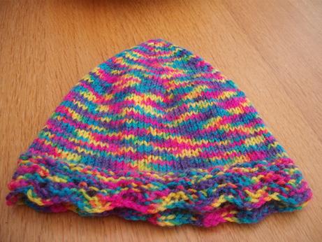 Ellie's hat
