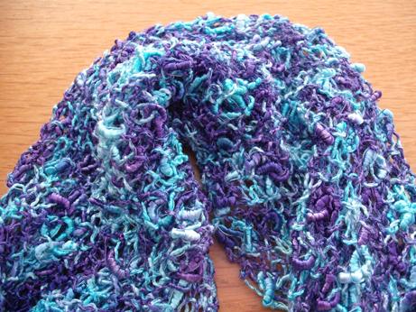 mum's scarf 2