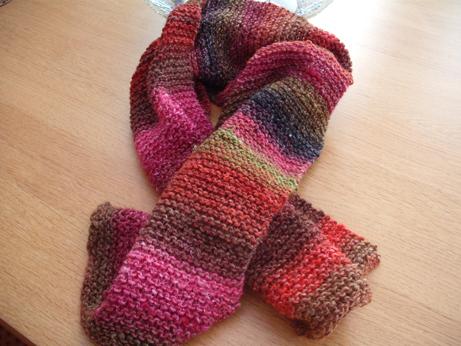 nana's scarf