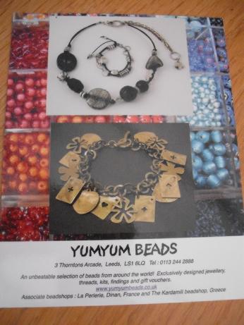 Yum Yum Beads