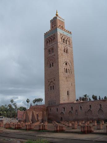 Marrakesh koutoubia
