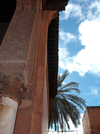 Marrakesh Tomb 1