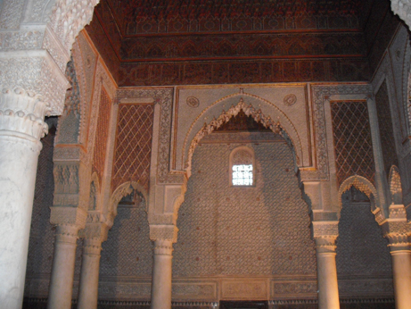 Marrakesh Tomb 3