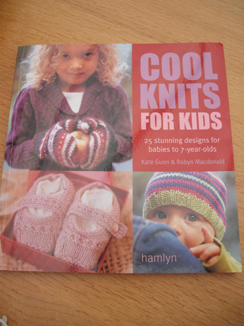 Cool Knits book