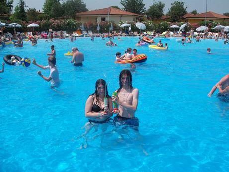 Garda 1 - kids pool