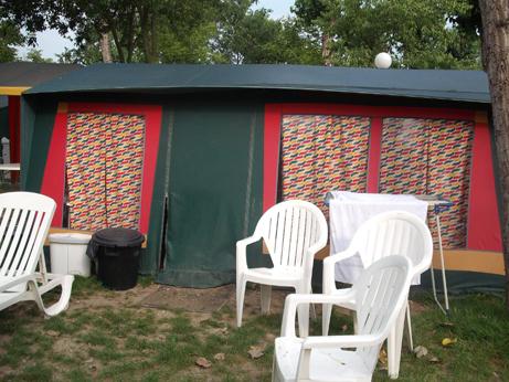 Italy 14 - tent