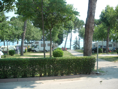 Italy 16 - tent view