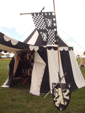 Berk 5 - tent