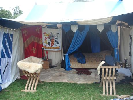 Berk 7 - Jamie's tent