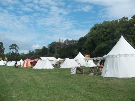 Berk 8 - tents