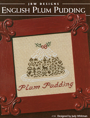 JBW Plum pudding