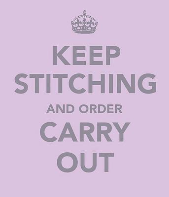 Keep calm logo - Mary Kathryn
