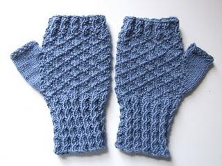 Barbara's mitts