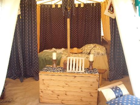 Bolsover - Bardolph's tent