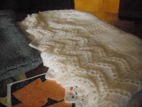 Oakwell - shawl