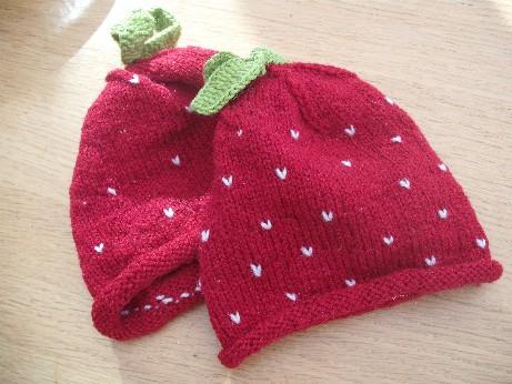 Juliet's hats