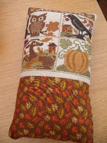 Autumn exchange 2 - cushion
