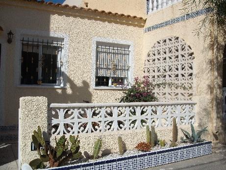 Spain - house cactus