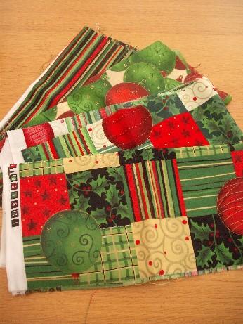 Spain - Xmas fabric