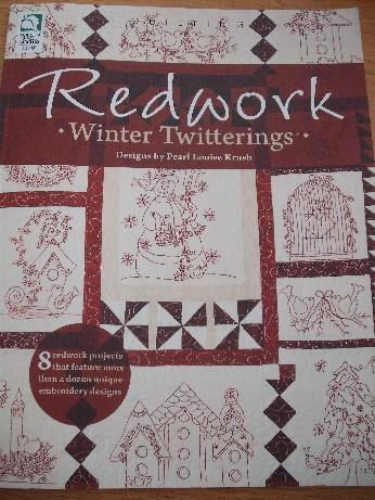 Redwork book 1