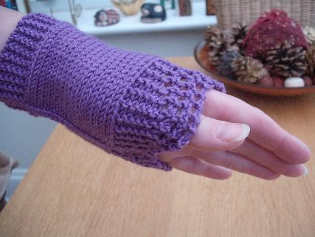 lilac handwarmers 2