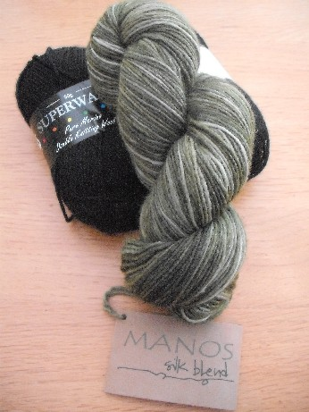Spun shop wool