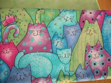 cat fabric 1