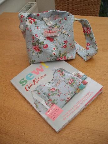 Ellen's CK bag