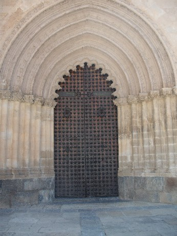 Spain Oriheula door
