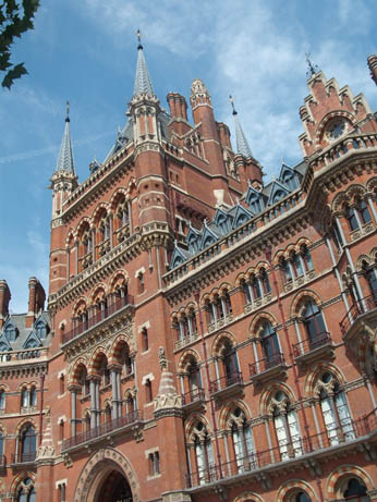 London 1 - St Pancras