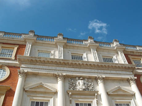 London - Hampton palace