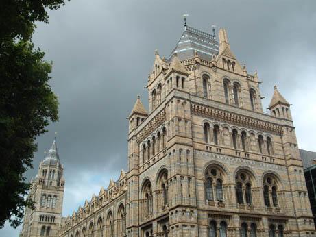 London  - NH Museum 1