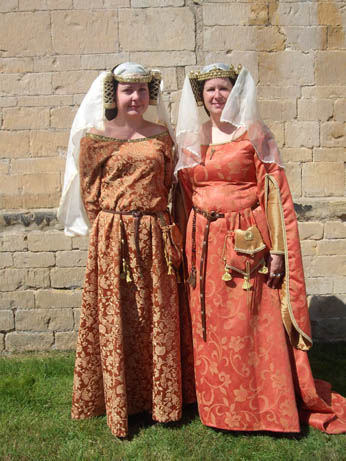 Bolsover Aug - Ellie and Kerry