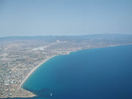 Spain - from air 1