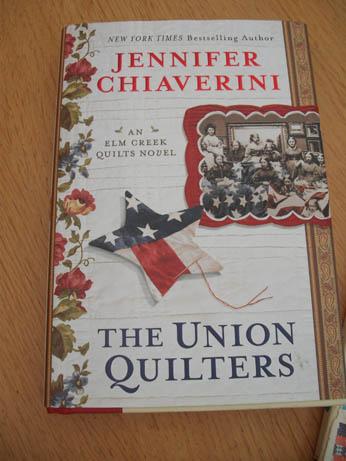 New Quilt book Sept