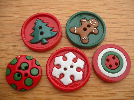 buttons xmas 1